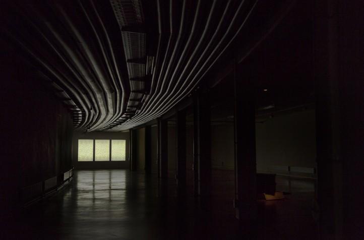 installation view Akademie Schloss Solitude